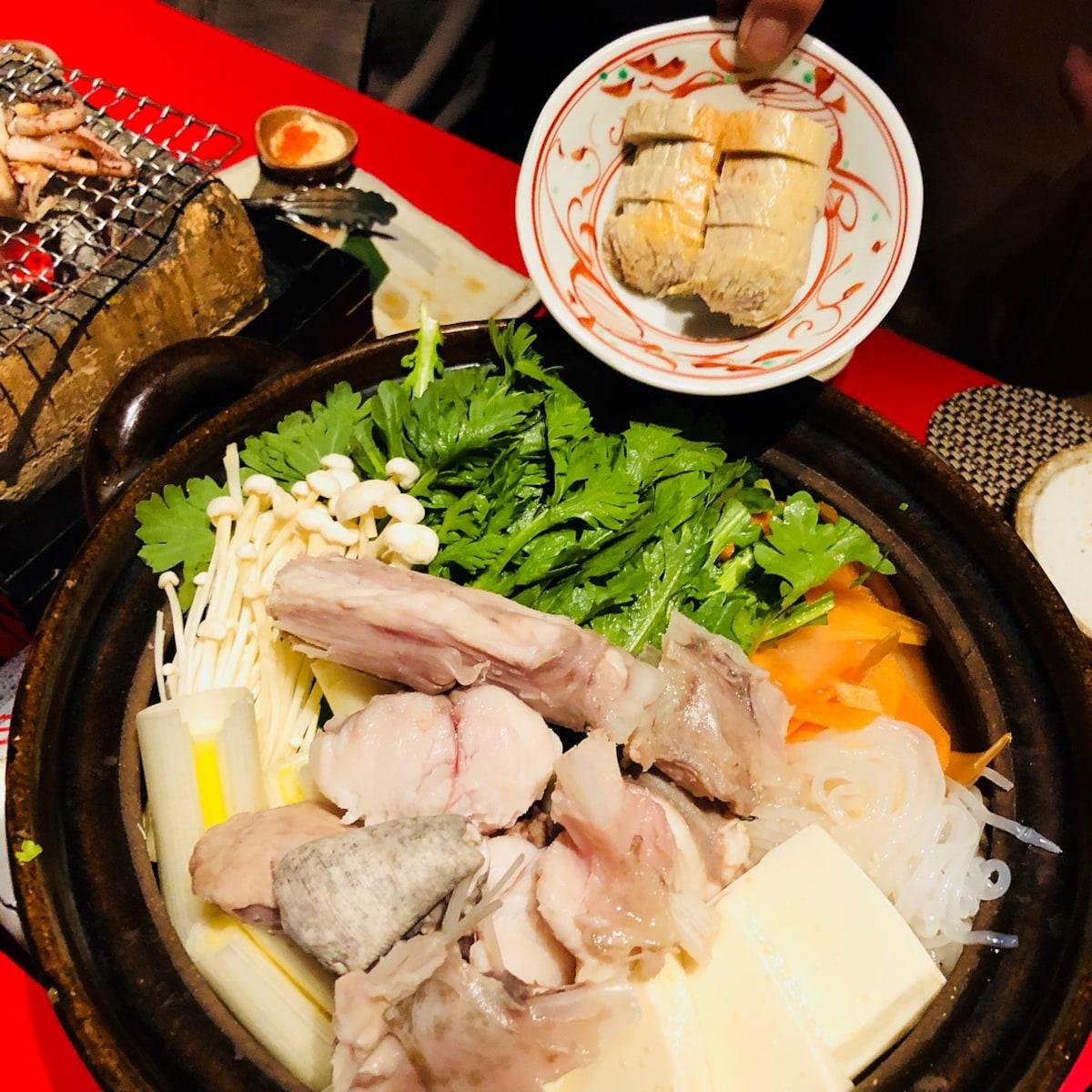 ■市場直送新鮮魚類與蔬菜火鍋料理【巢鴨】左藤 總本店