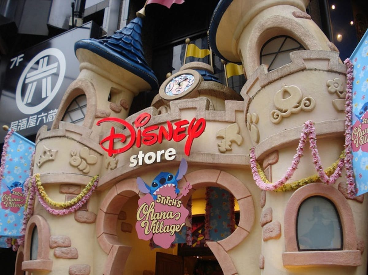 7. Themed Character Shops