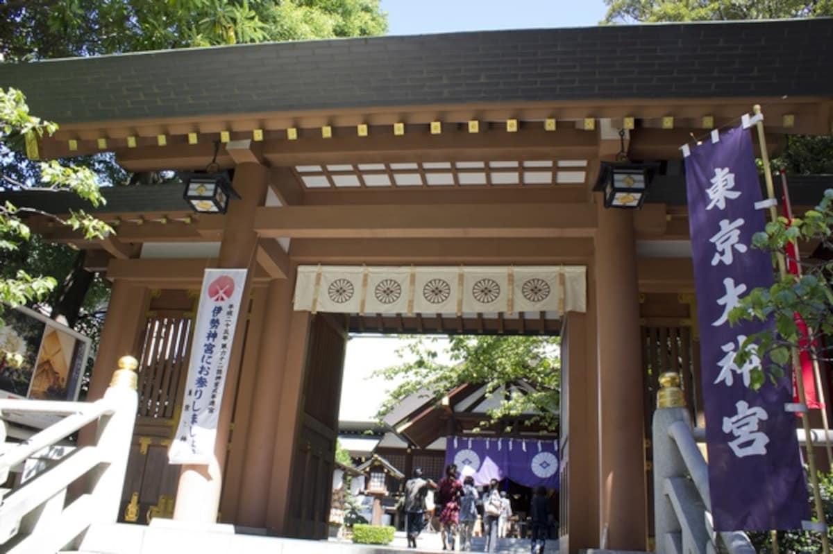 ■東京大神宮│神明的眷顧之所