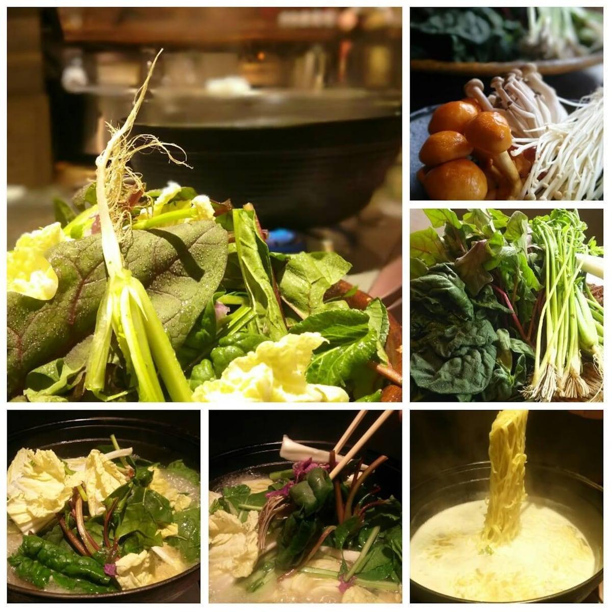 ■農園直送新鮮蔬菜鍋【四谷三丁目】どろまみれ (Doromamire)