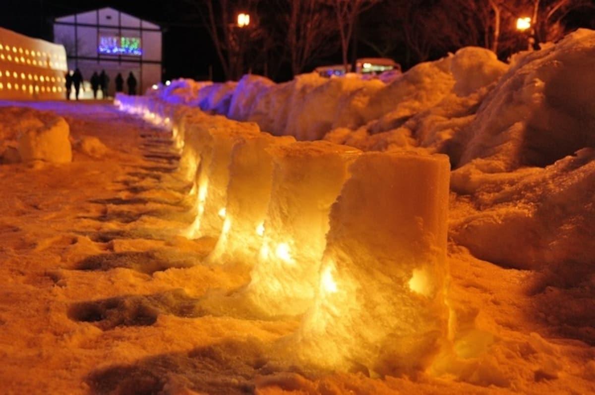 十和田 湖 冬 物語 2020