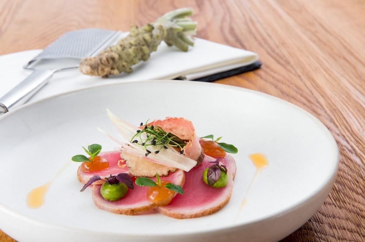 ELEMENTS ร้านอาหารฝรั่งเศสบนชั้น 25 โรงแรม The Okura Prestige