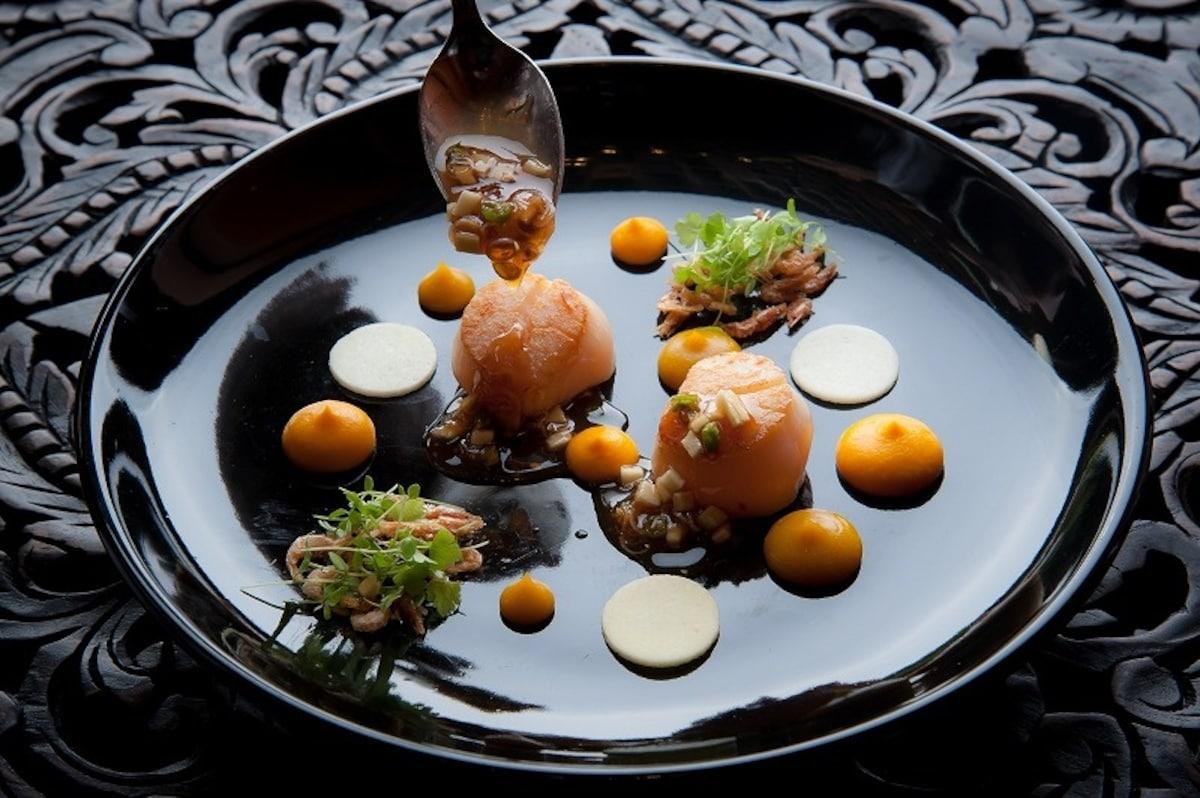Sra Bua by Kiin Kiin ร้านอาหารไทยโมเดิร์นร้านแรกที่ได้รับดาวจาก Michelin Guide