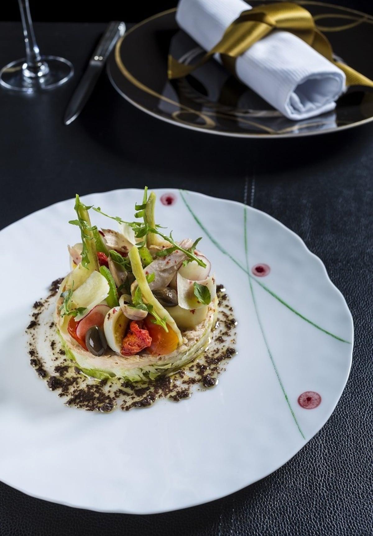 L'Atelier de Joël Robuchon เวิร์กช็อปอาหารโดยเชฟระดับแถวหน้าของโลก