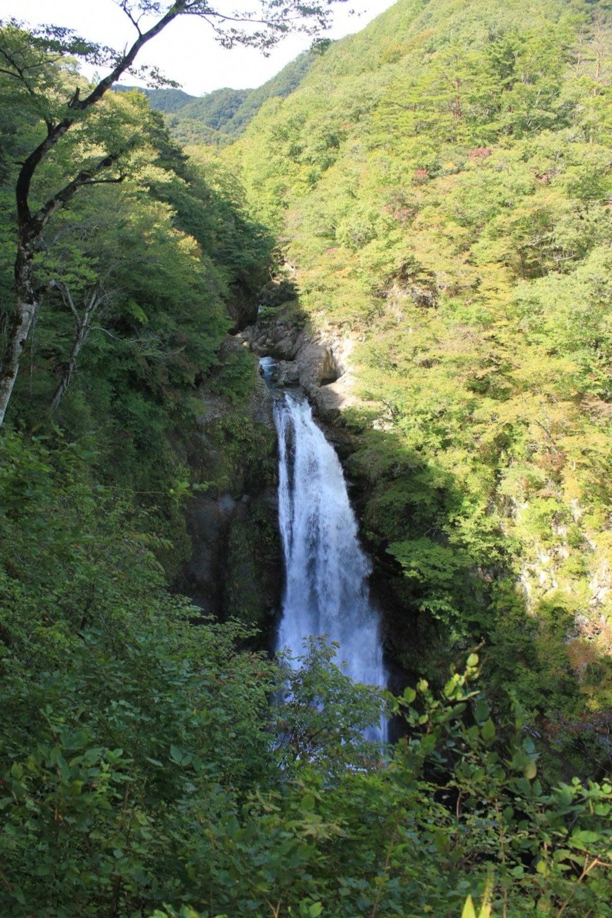 Day 2: Akiu Falls
