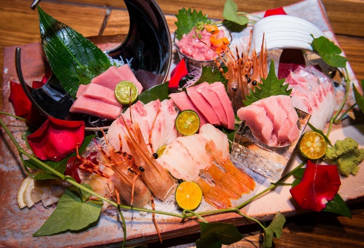 每周从长崎进口蓝鳍金枪鱼--江户前寿司