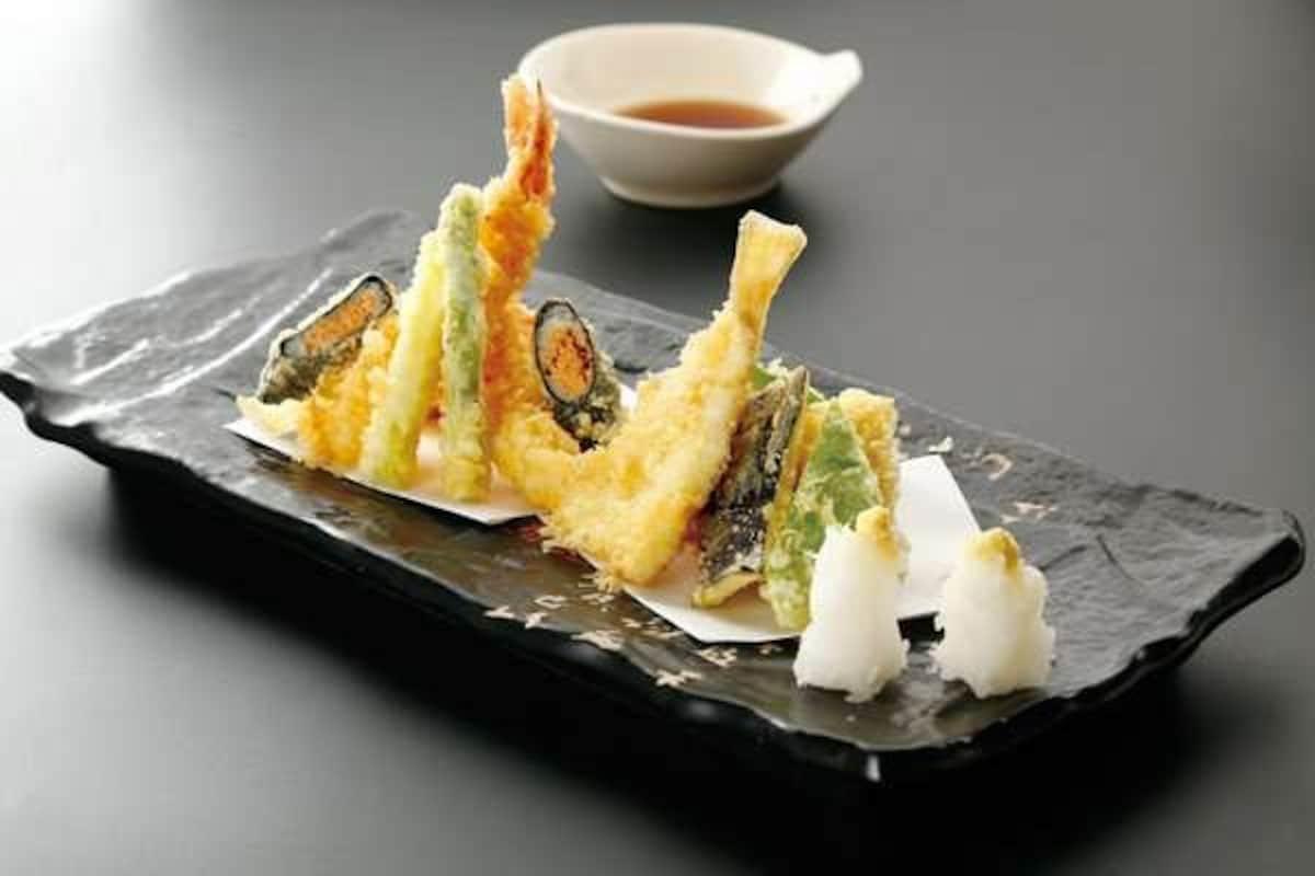 寿司和铁板烧为主的餐厅--京樱