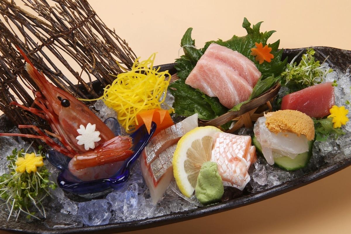 Yamazato — representing Japanese cuisine on the prestigious Okura Garden Hotel