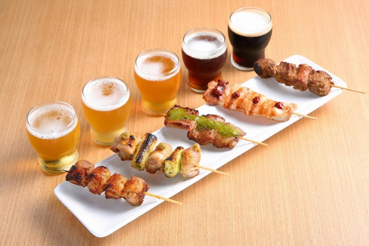 与日本同步的手工精酿啤酒ーーCOEDO Taproom