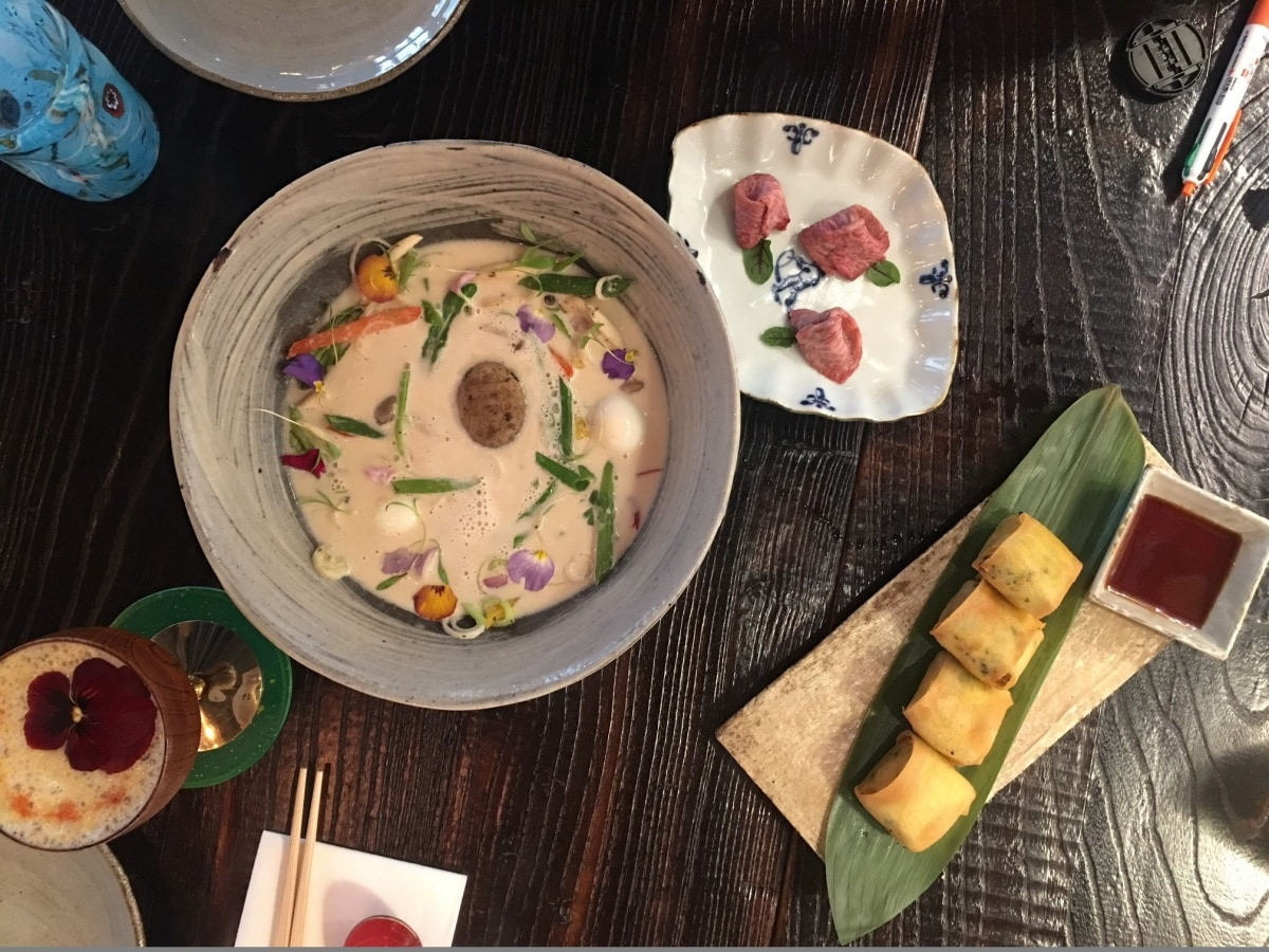 DJAPA — Combining Food & Artistic Culture of Japan & Brazil