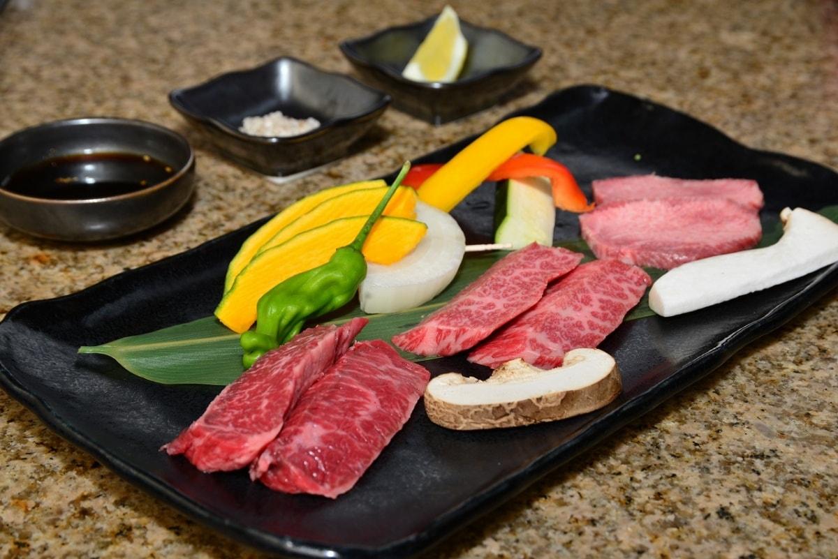 Yamaya Japanese Wagyu & Grill in Torrance — Home to A5-Grade Miyazaki-Gyu