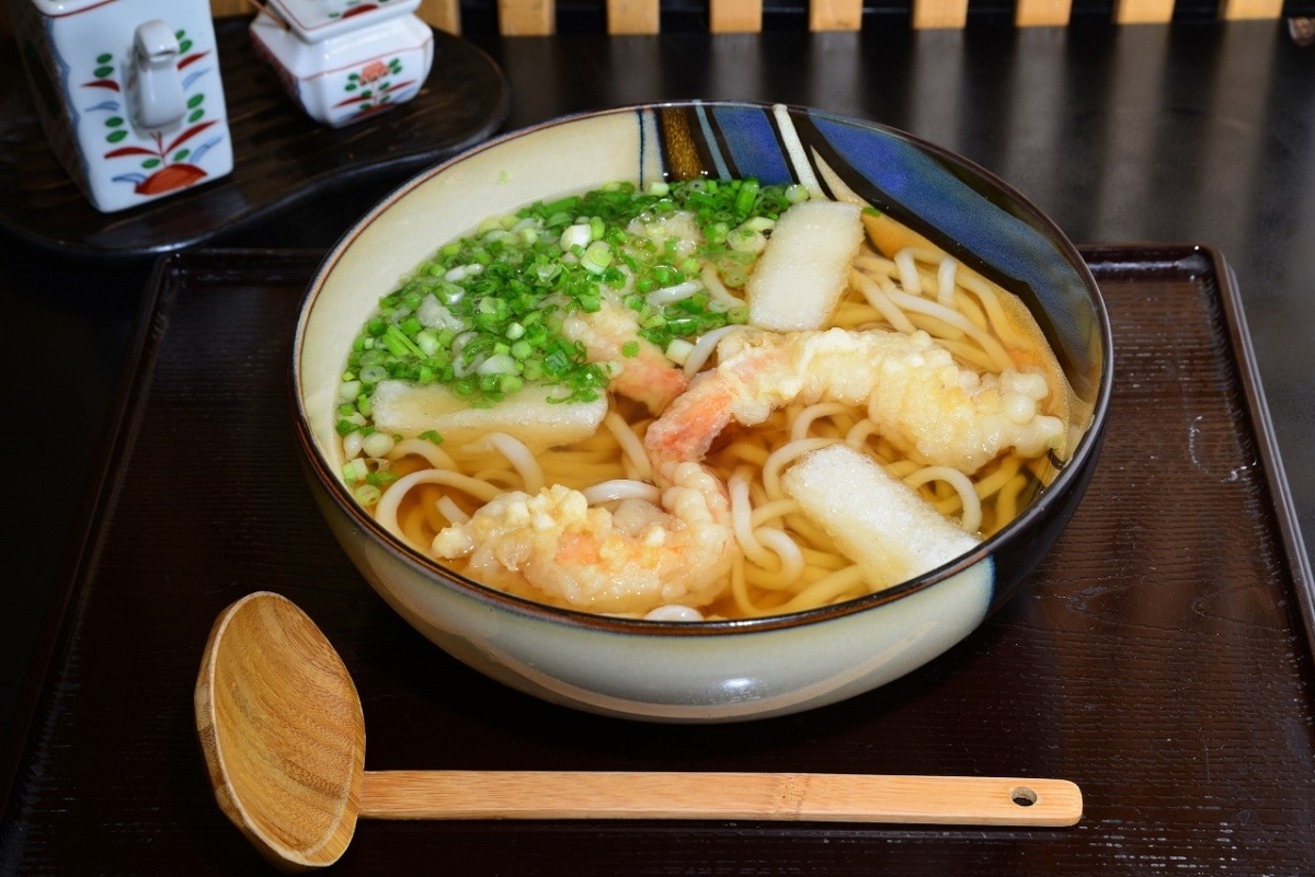 Oumi Sasaya — Authentic Japanese Udon Noodles & Excellent Dishes