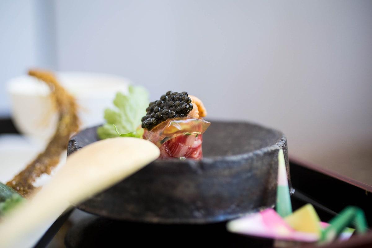 Nodoguro — Featuring Three Chefs' Choice Course Menus