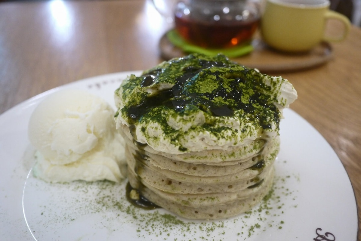 Kyushu Pancake Café — Featuring Ingredients All from Kyushu