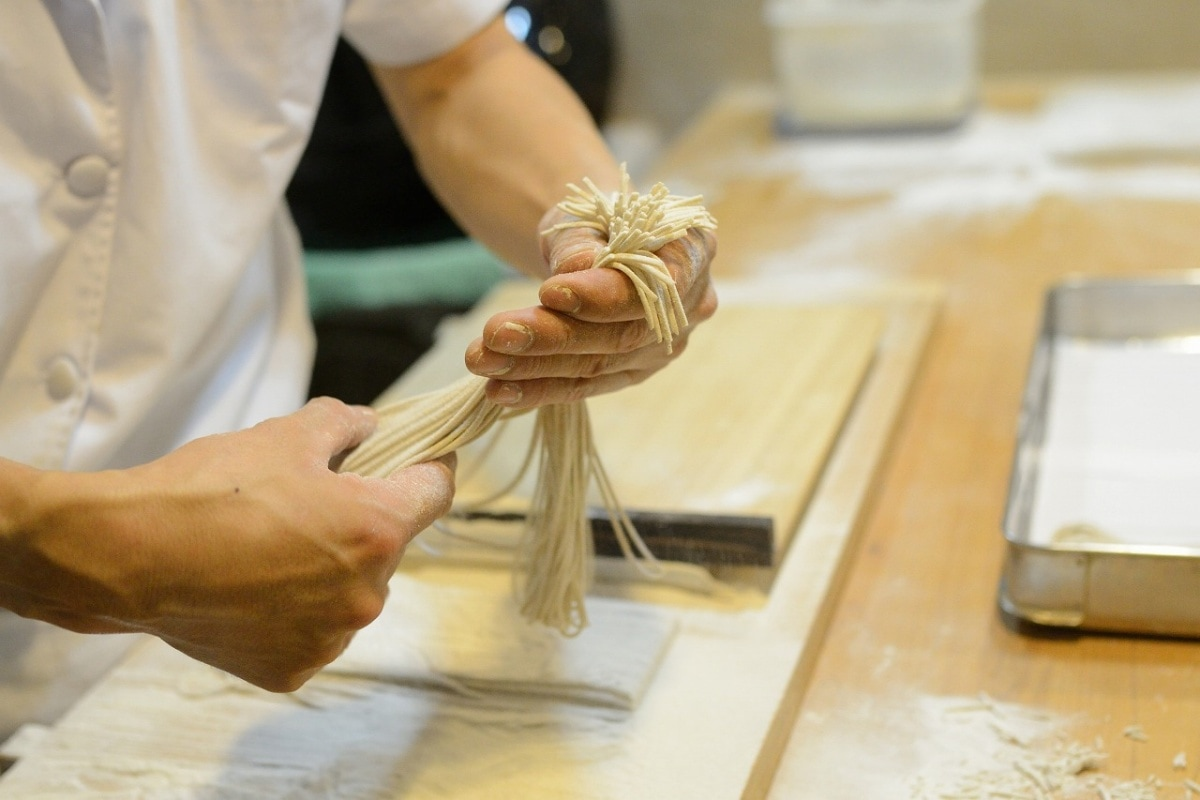 Mitsumori - A Restaurant That's Gained Popularity for Soba Noodles & Yakitori