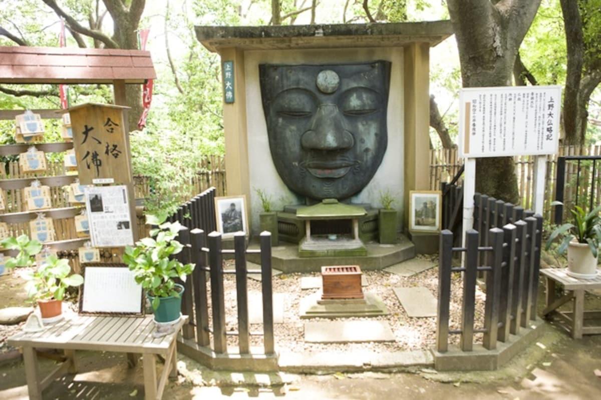 【東京・上野】上野大佛
