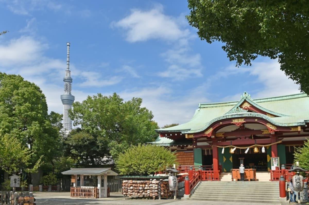 ▍東京:龜戶天神社