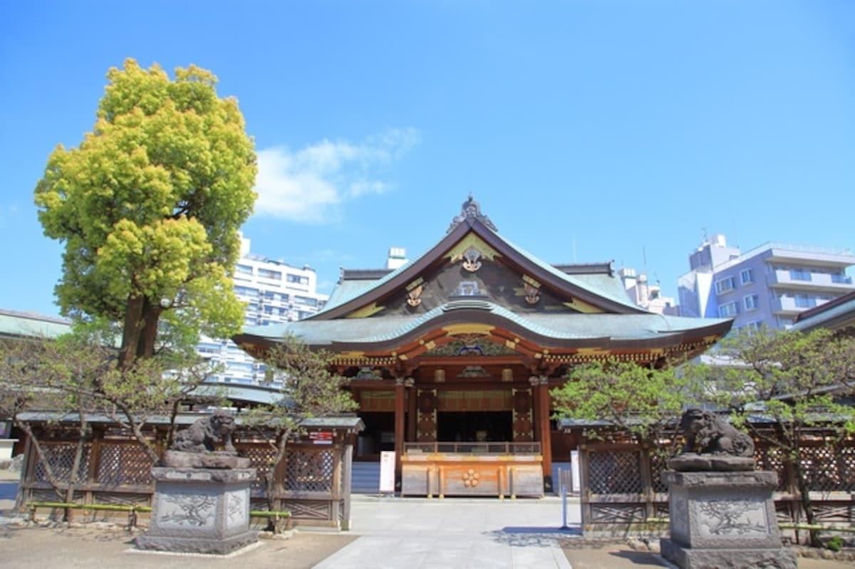 ▍東京:湯島天滿宮