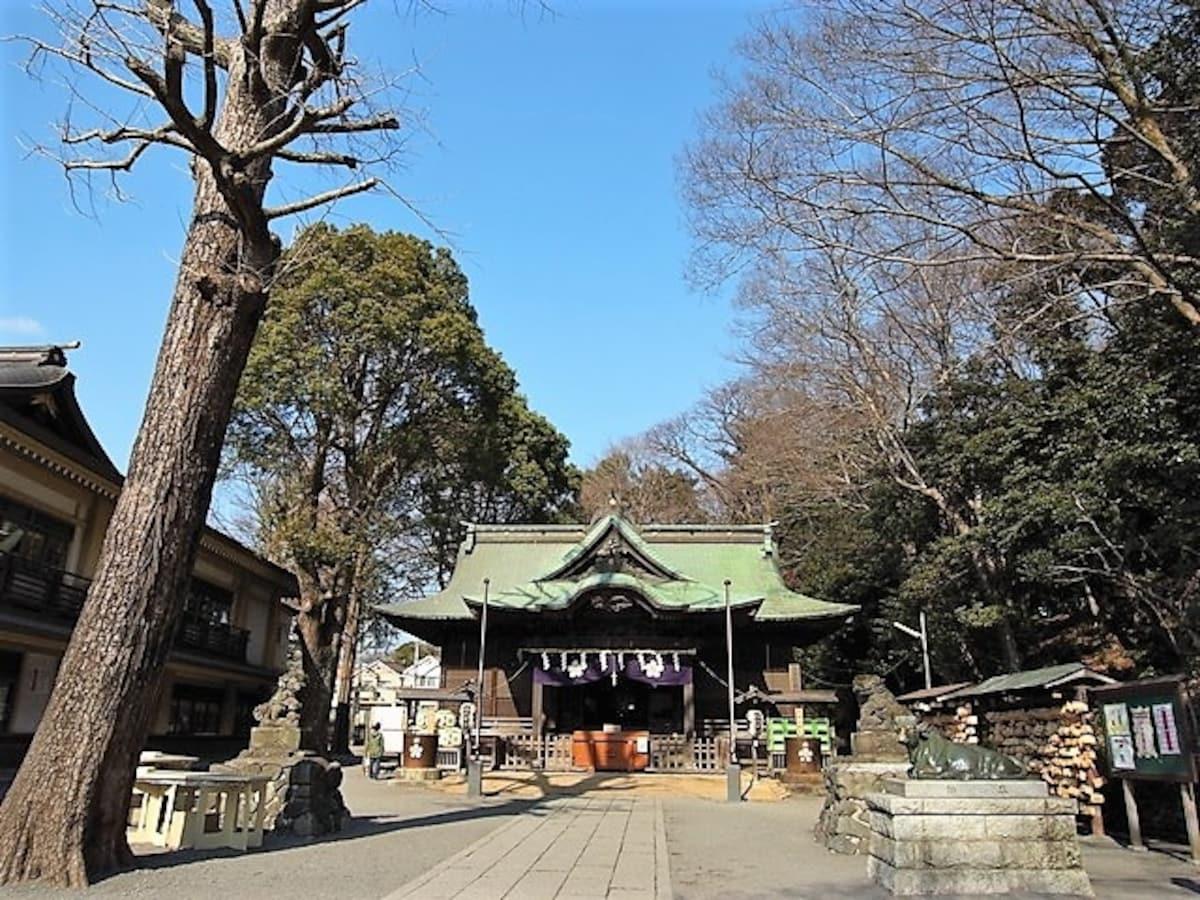 ▍東京:谷保天滿宮