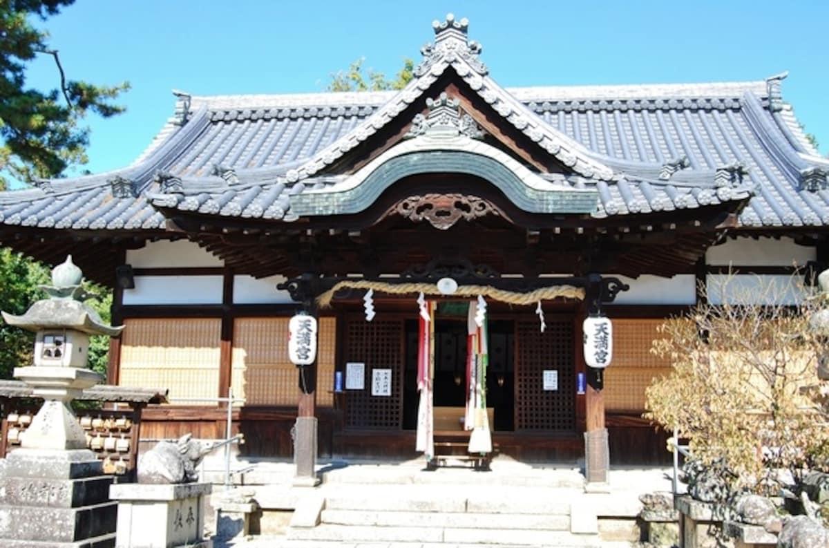 ▍奈良:菅原天滿宮