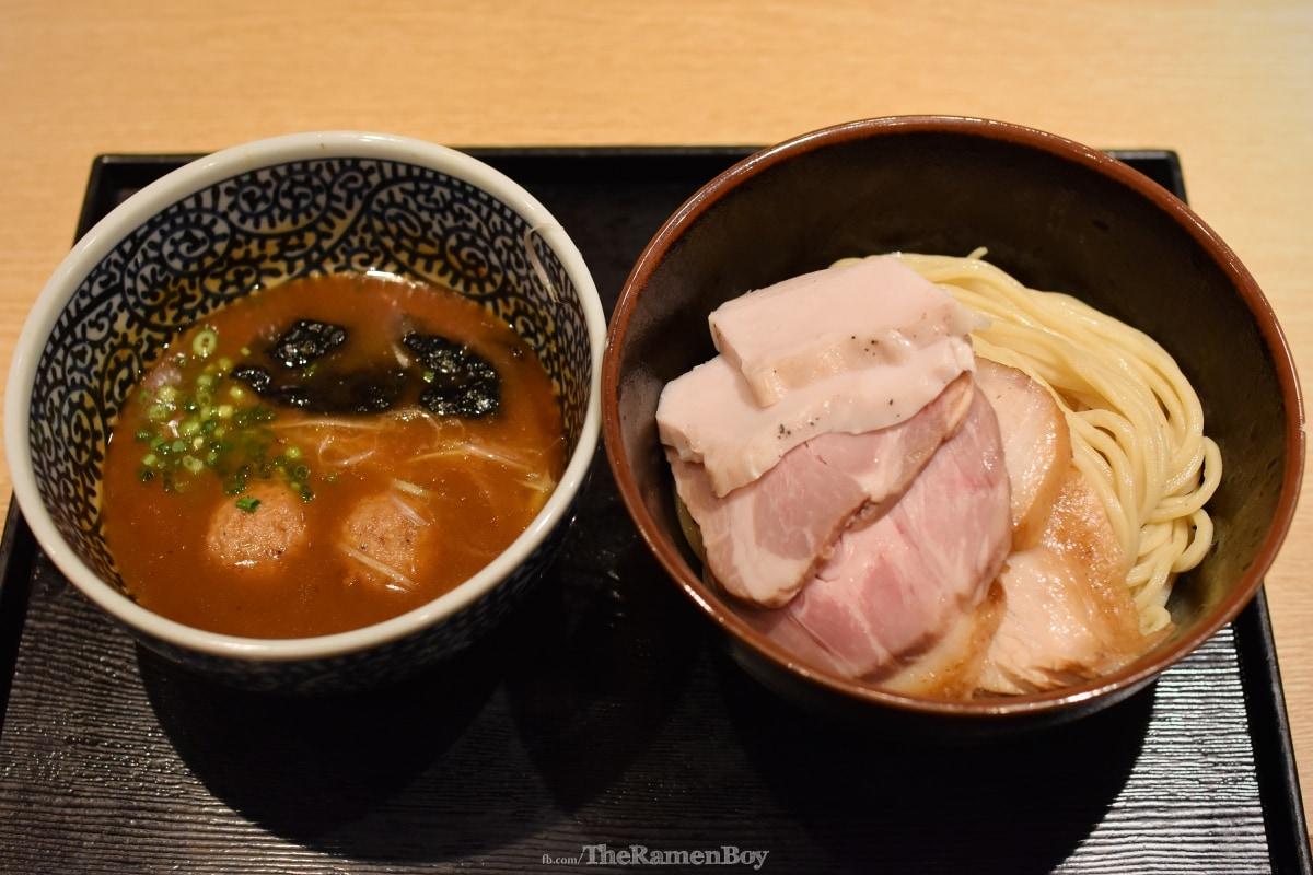 ■實至名歸的東京人氣第一【 東京・新小岩 】麵屋 一燈 (麺屋 一燈)