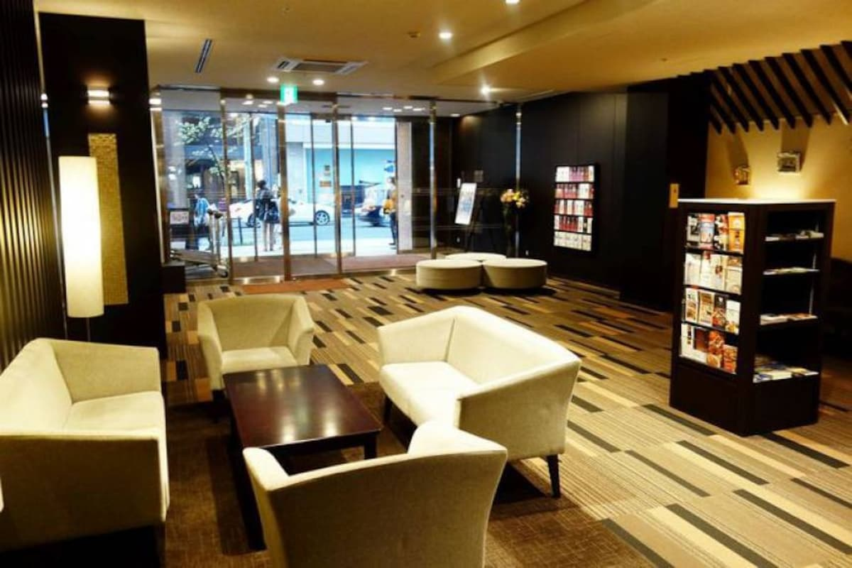 10. High class business hotel: Richmond Hotel Sapporo Odori (from US$64)
