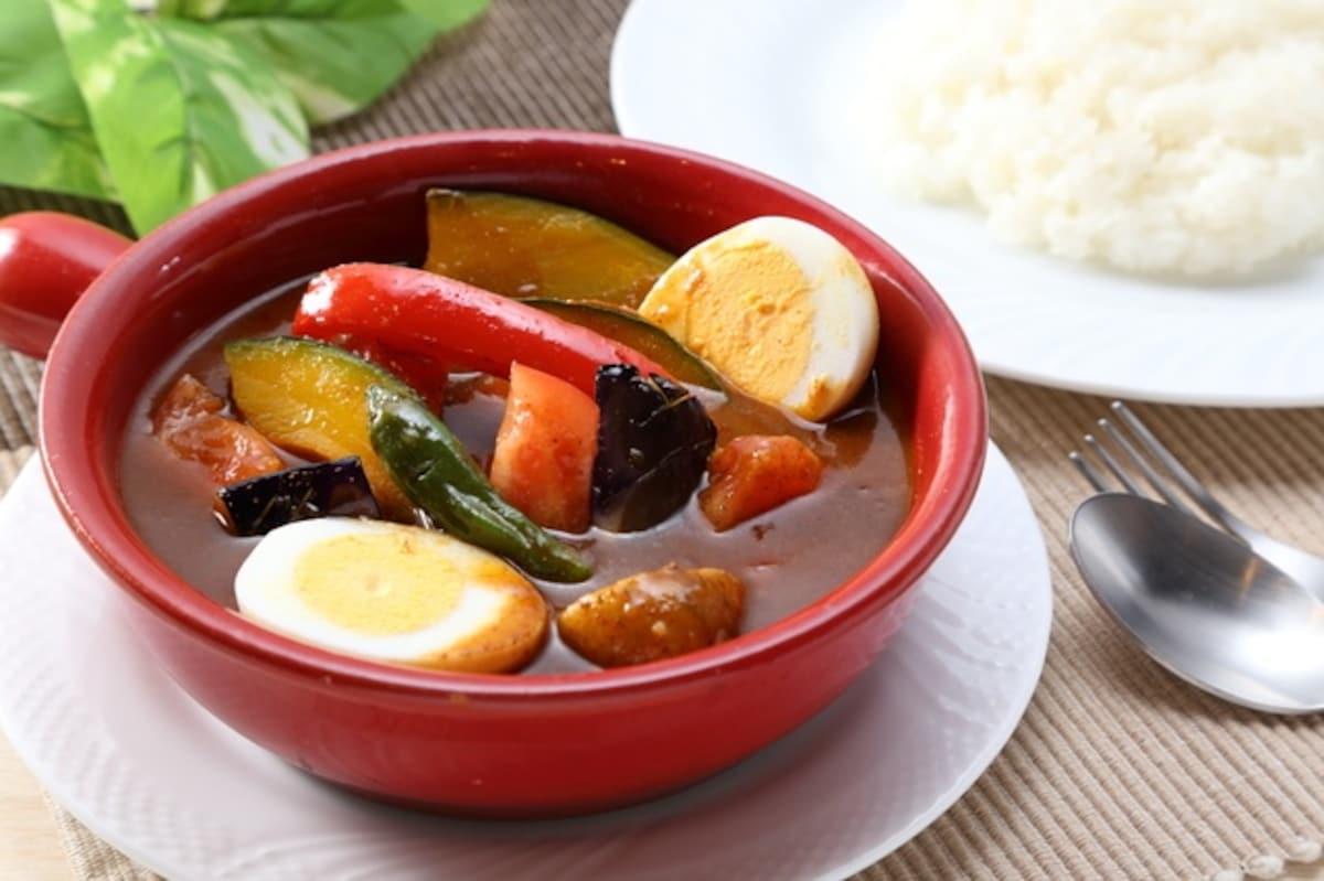 ■ 什么是汤咖喱?