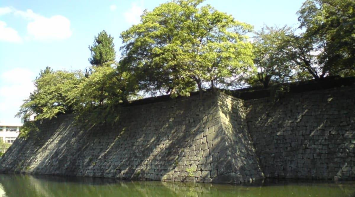 6. Fukui Castle Ruins
