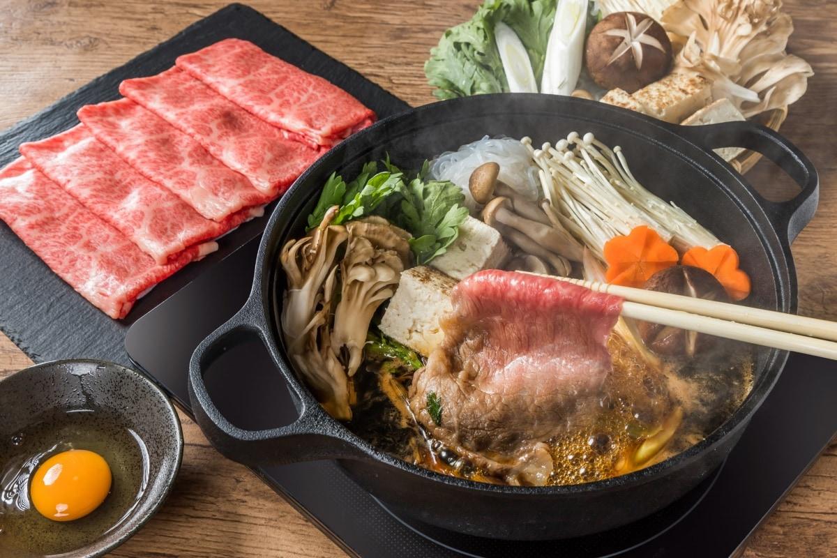 食牛風氣盛行,融合日本飲食文化