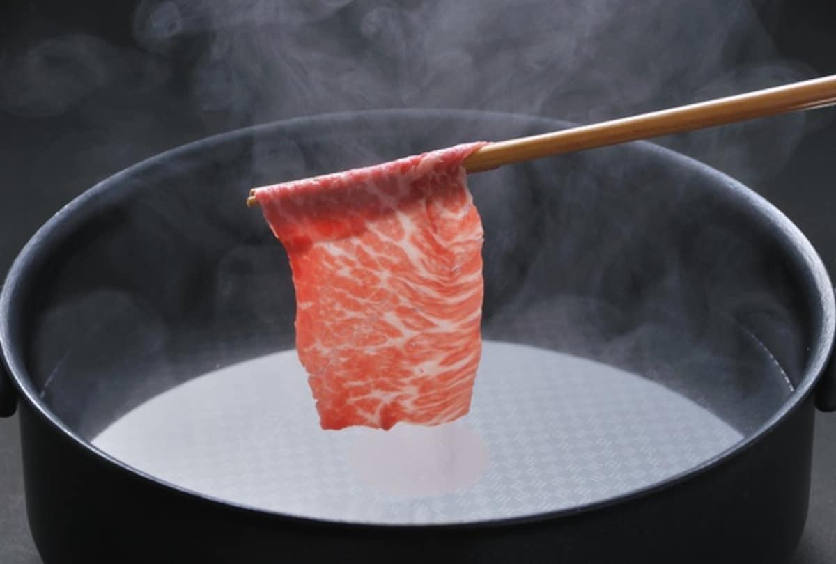在家輕鬆實現!簡單又美味的薄切日本和牛涮涮鍋