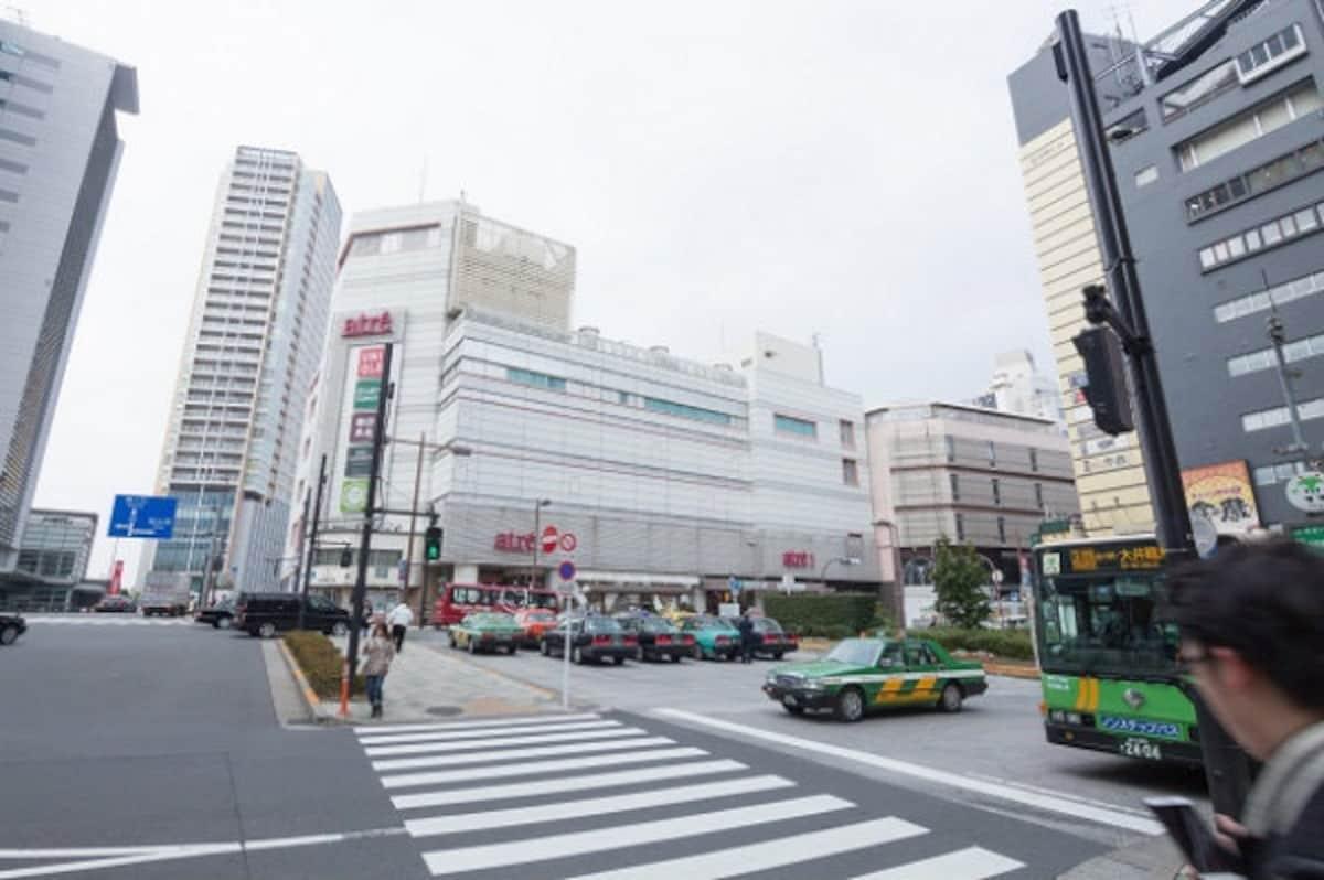 8. Meguro (目黒)
