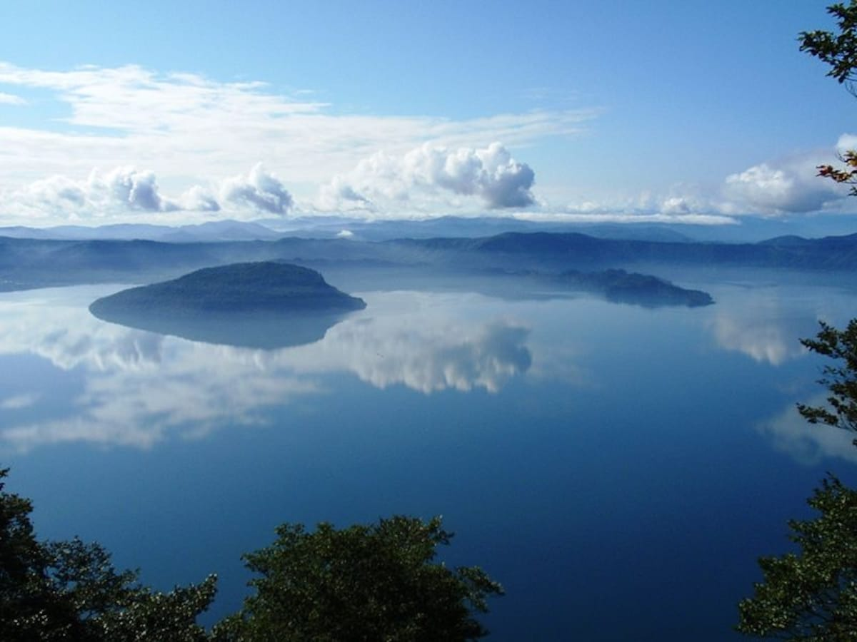 6. Lake Towada