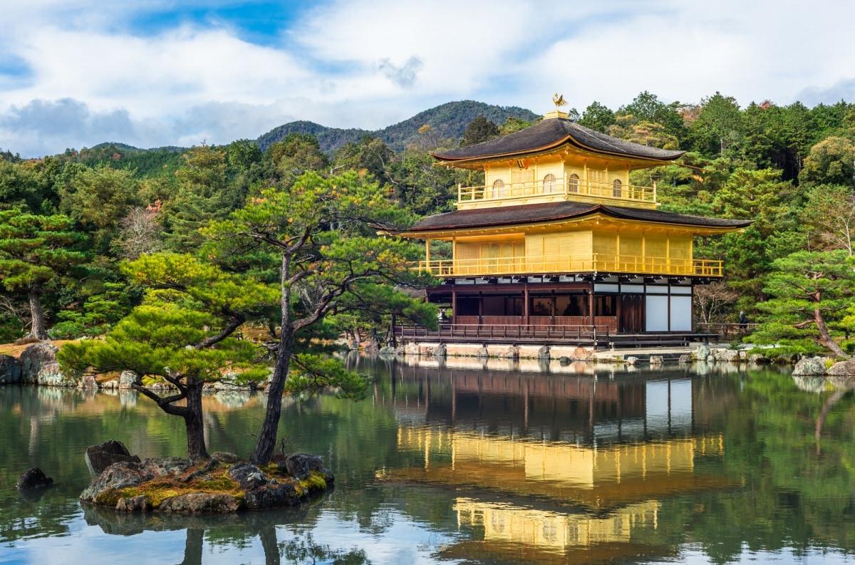 9:00~10:00 킨카쿠지(金閣寺)