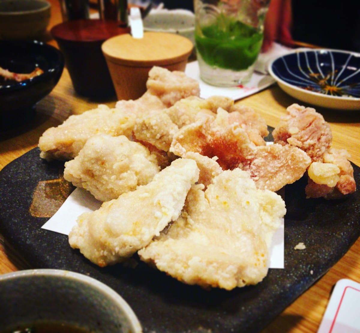 日本第一美味炸雞塊的定食居酒屋|鶏の宮川@赤坂