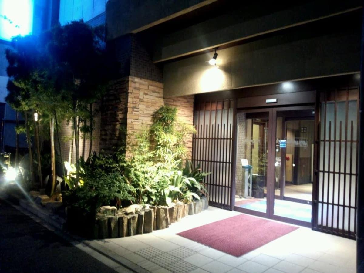 東京車站免費接送誠意十足│龜島川溫泉 新川之湯 Dormy Inn東京八丁堀