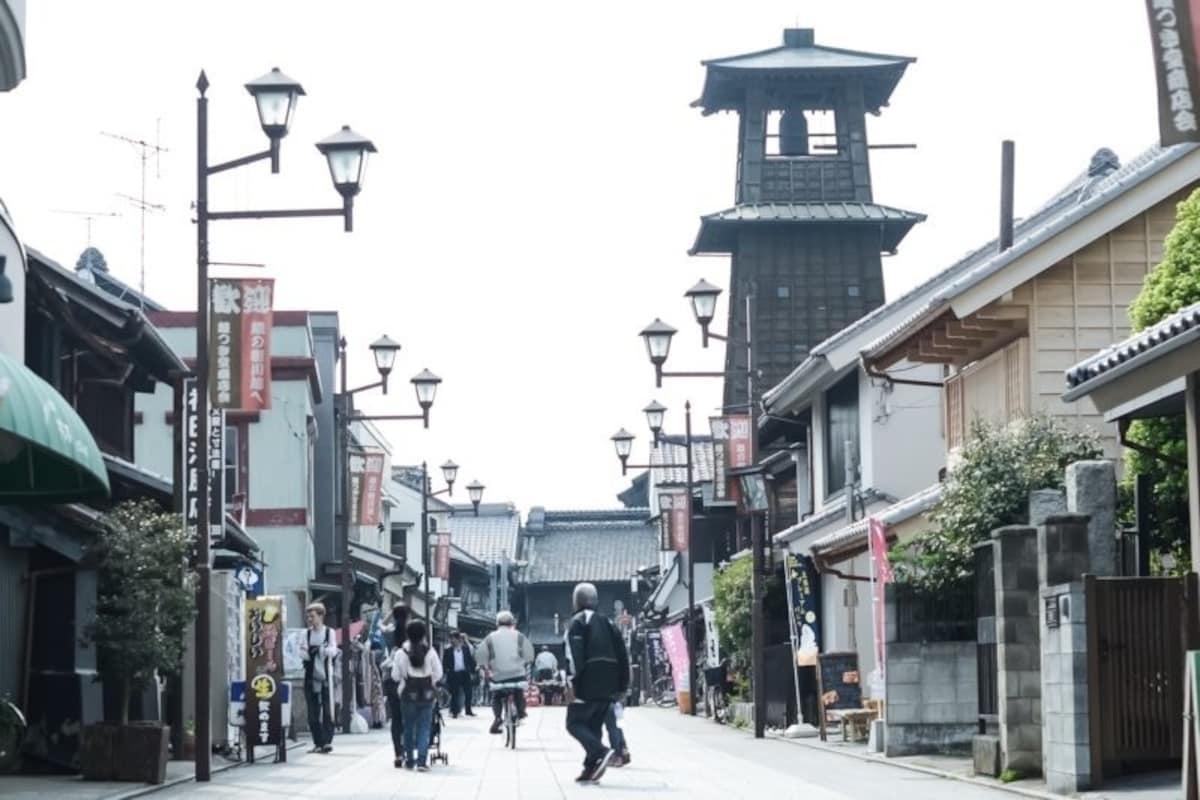시계탑 토키노카네(時の鐘)