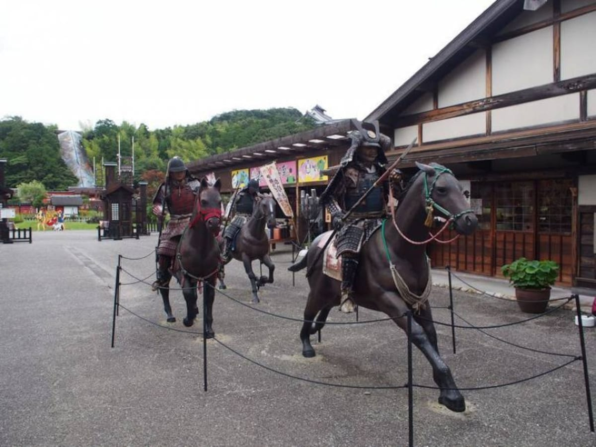 10. Become a Ninja at Ise Azuchimomoyama Bunkamura!