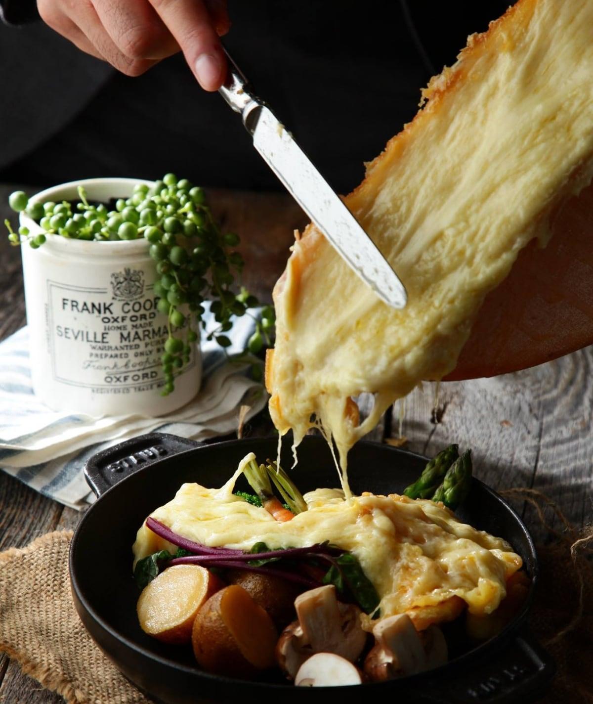 ▍享受被起司包圍的快感・Cheese Tavern CASCINA