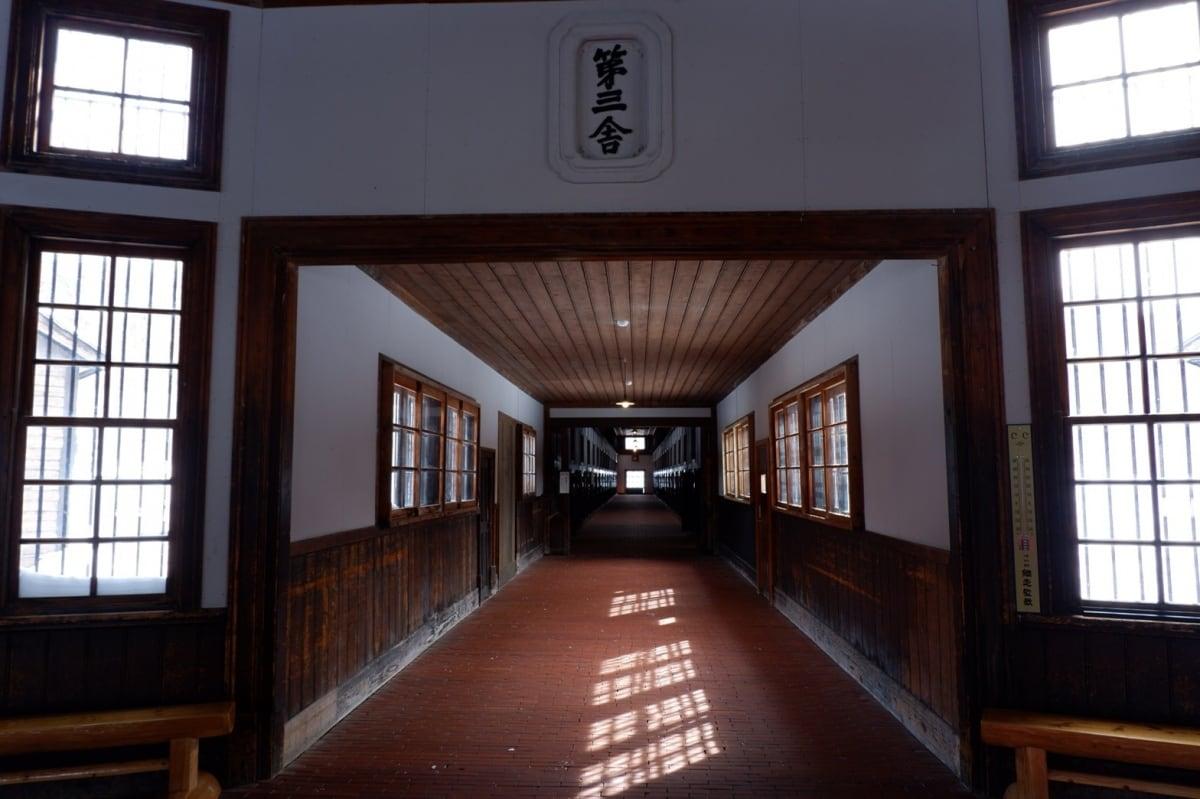 監獄 網走 【北海道.網走】「博物館 網走監獄」