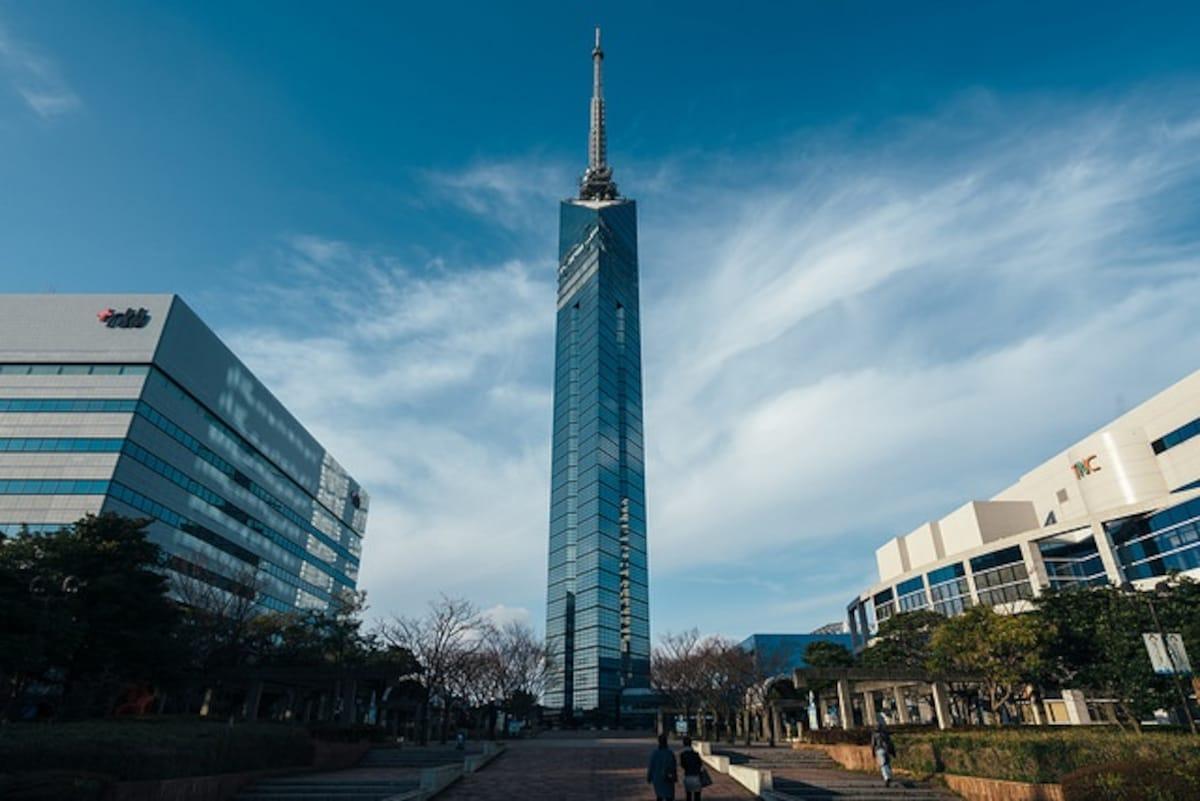 5. Fukuoka City (Fukuoka)