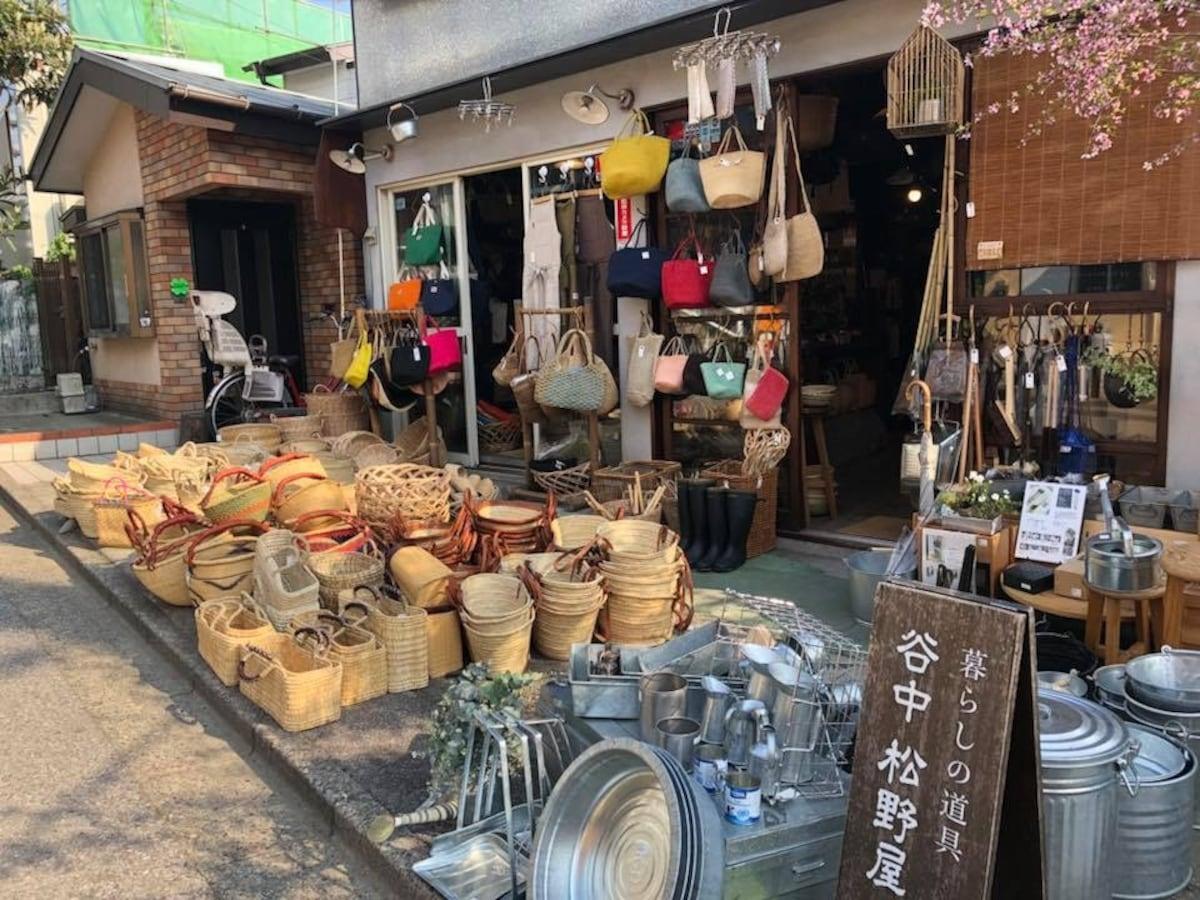 東京超人氣散步景點|谷中銀座商店街