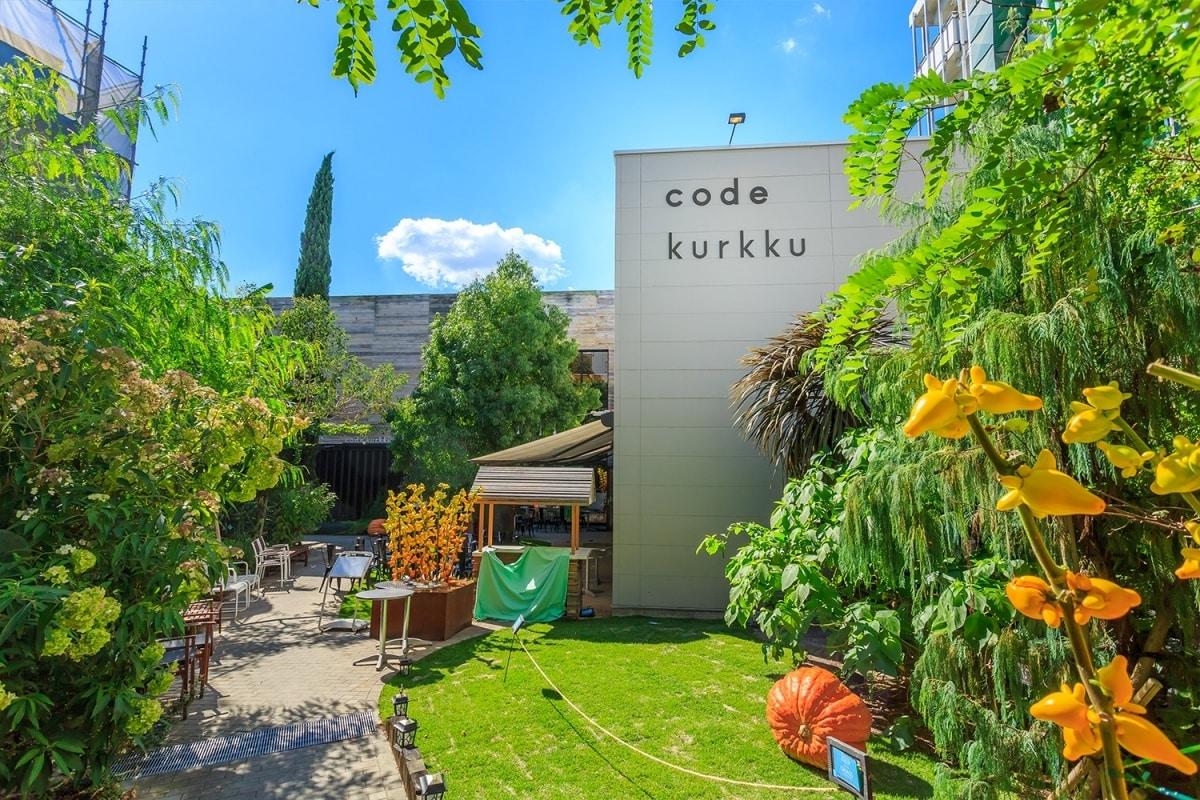 ■綠洲般的貨櫃村莊|代々木 VILLAGE by kurkku