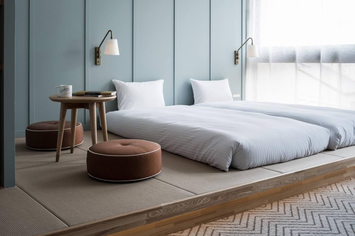 古都中的高質感現代設計旅店|RAKURO 京都 -THE SHARE HOTELS-