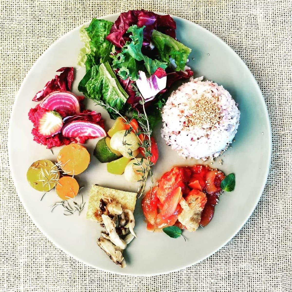 利用蔬菜展現料理豐富性,美味和營養兼具的「Mr.FARMER」