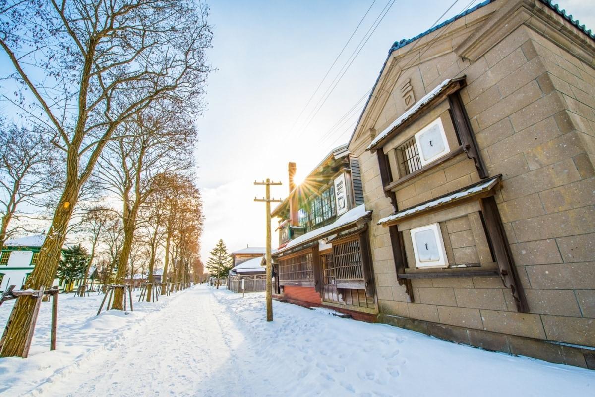 6. หมู่บ้านประวัติศาสตร์ฮอกไกโด (Historical Village of Hokkaido)