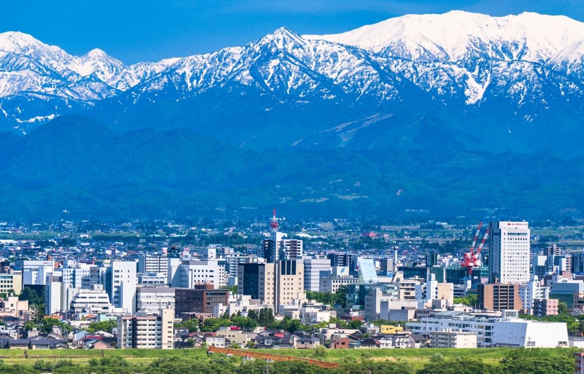 Toyama: Hometown of Koichi Tanaka (Nobel Prize in Chemistry 2002)