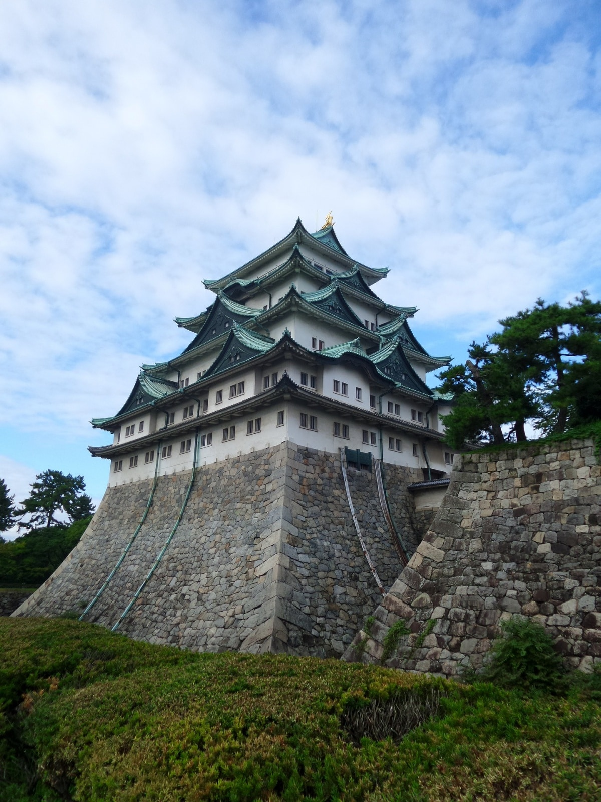 1. ปราสาทนาโกย่า (Nagoya Castle)