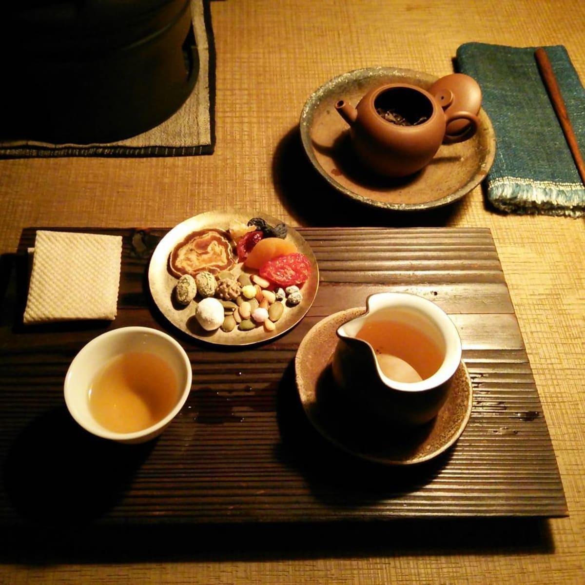 用心品嘗一杯好茶|好日居