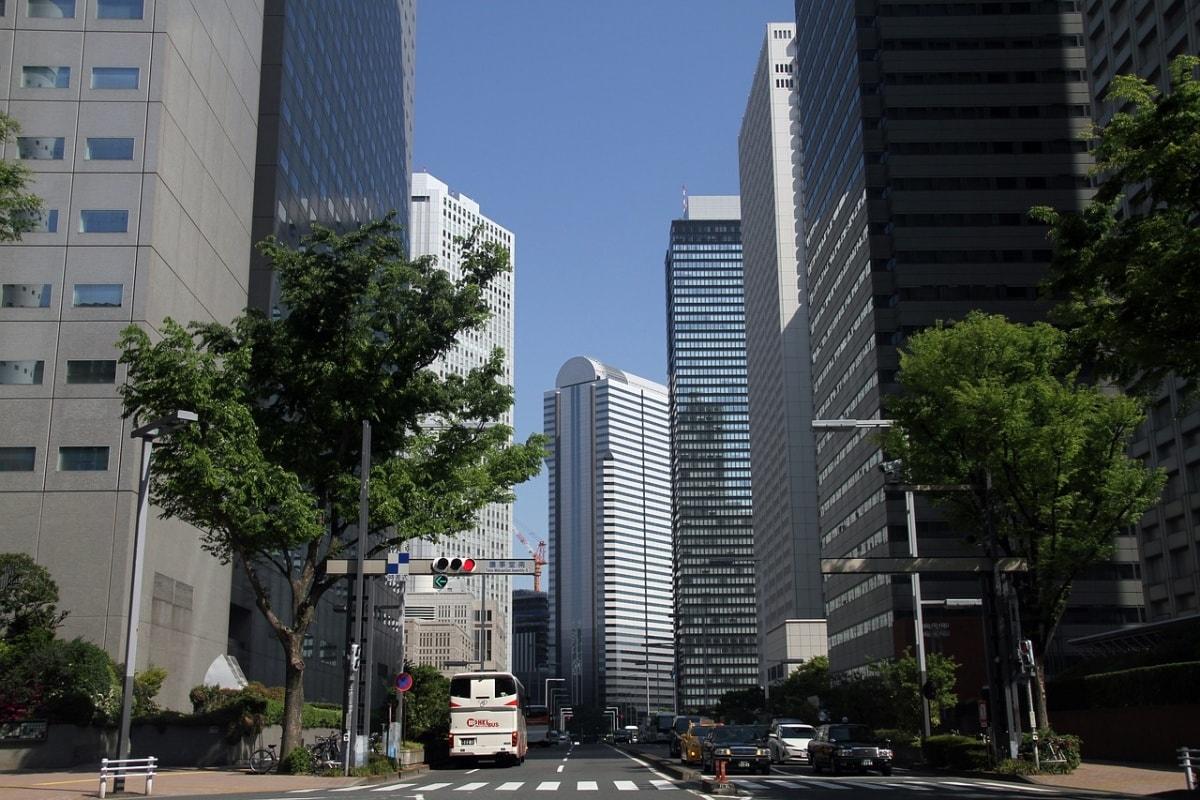 Shinjuku (新宿)