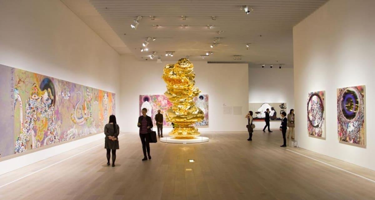 현대예술의 종합: 모리 미술관
